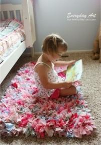 Esta alfombra es un primor