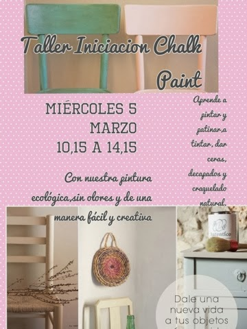 Cursos de Autentico Chalk Paint