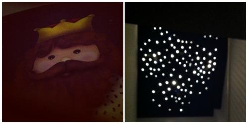 Nuestro cielo se llenó de estrellas y Gaspar veló nuestros sueños