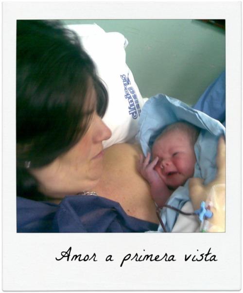 Cinco años. Felicidades Ana