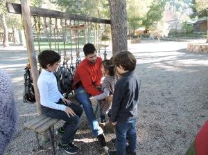 Murcia con niños: El Centro Ecuestre El Valle